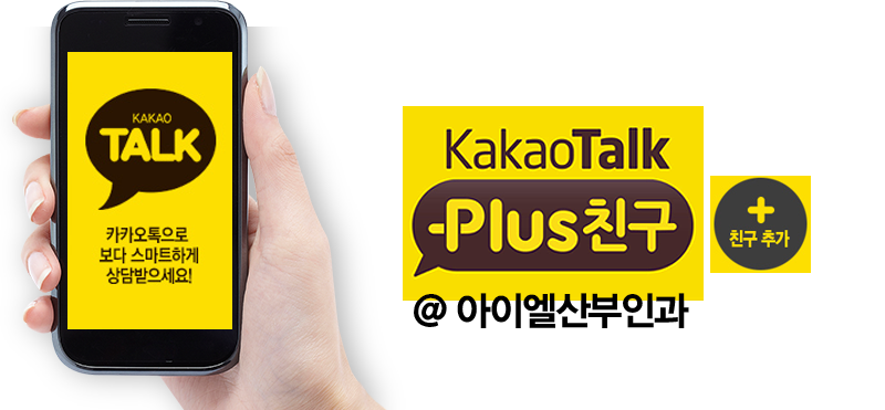 kakao talk plus friend
